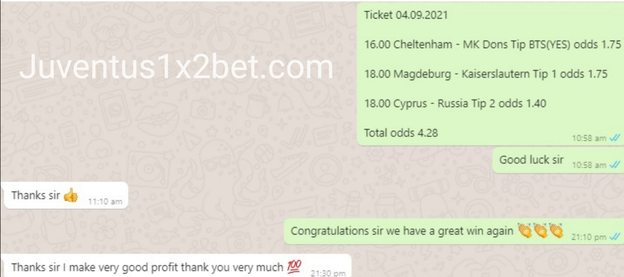 Ticket, sure, win, every, day, join, us,