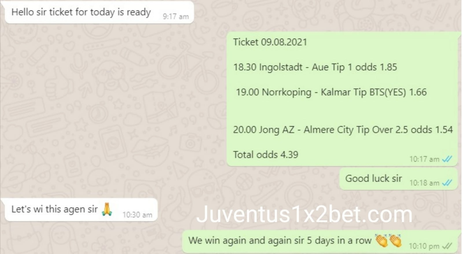 Ticket, sure, betting, every, day, fixed, matches, join, now.